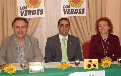 PRESENTACIÓN DE LAS CANDIDATURAS VERDES EN TENERIFE