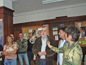 LOS VERDES PIDEN LA DIMISIÓN DE LA CONSEJERA DE EDUCACIÓN.
